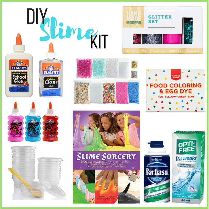 Best ideas about DIY Slime Kit . Save or Pin DIY Slime Kit & Marshmallow Fluff Slime Recipe Now.