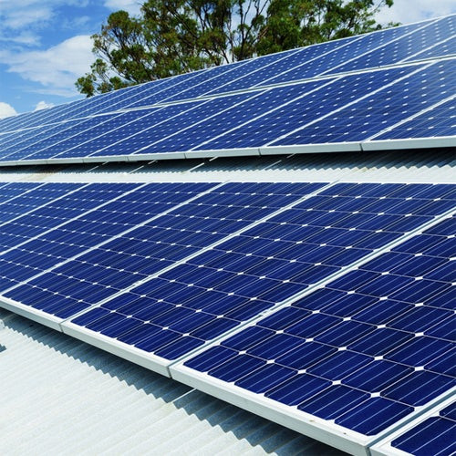 Best ideas about DIY Solar Panels Kit . Save or Pin 1 5kW Plug In Solar Metal Roof Mounted DIY Solar Panel Kit Now.