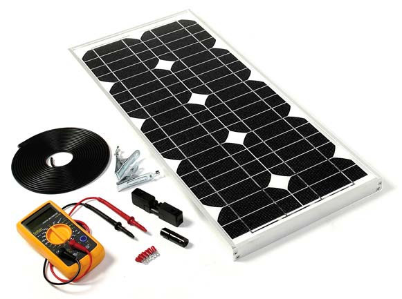 Best ideas about DIY Solar Panels Kit . Save or Pin DIY Solar Panel Kit 18W Now.