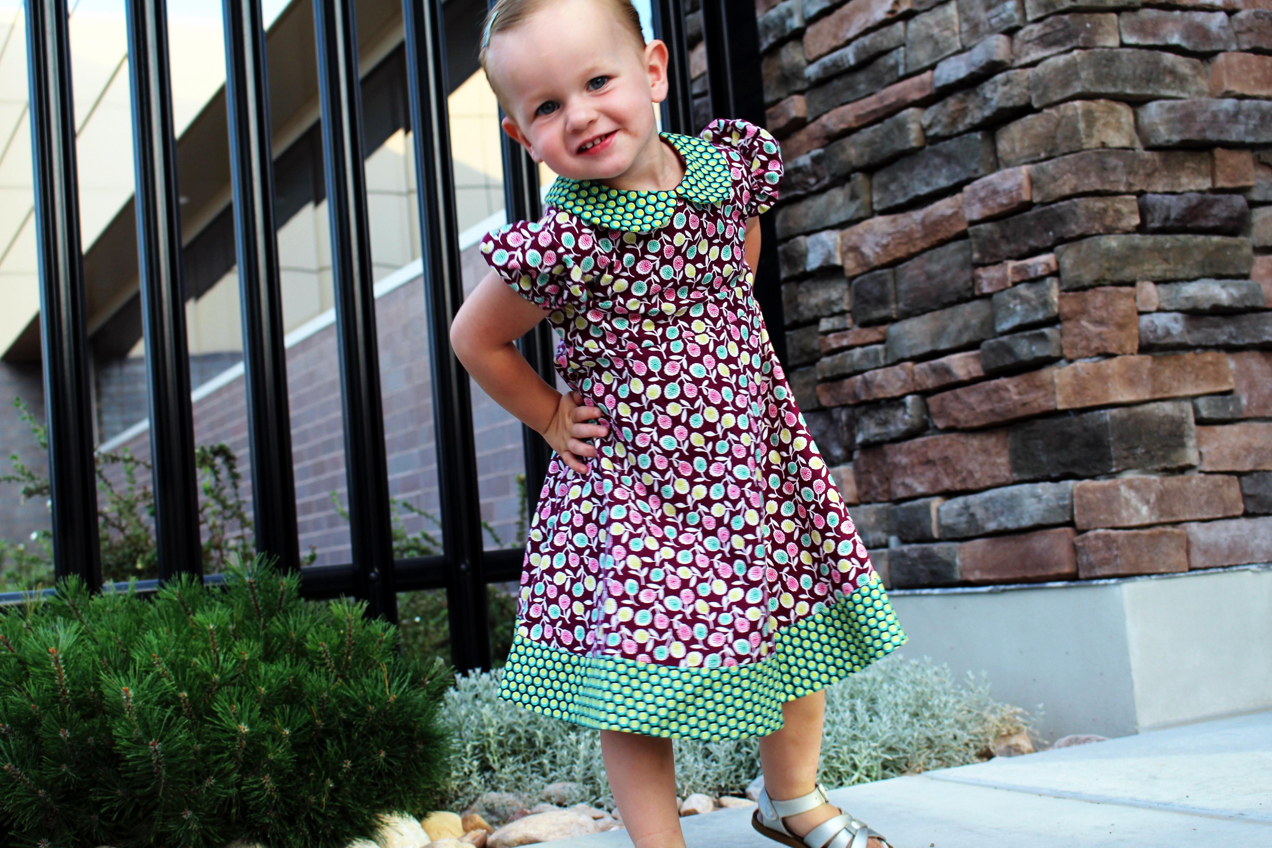 Best ideas about DIY Toddler Dress . Save or Pin DIY Toddler Dress Now.
