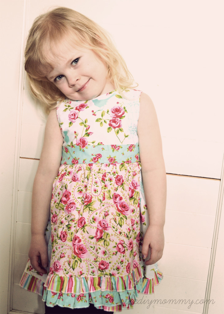 Best ideas about DIY Toddler Dress . Save or Pin Toddler Dress Now.