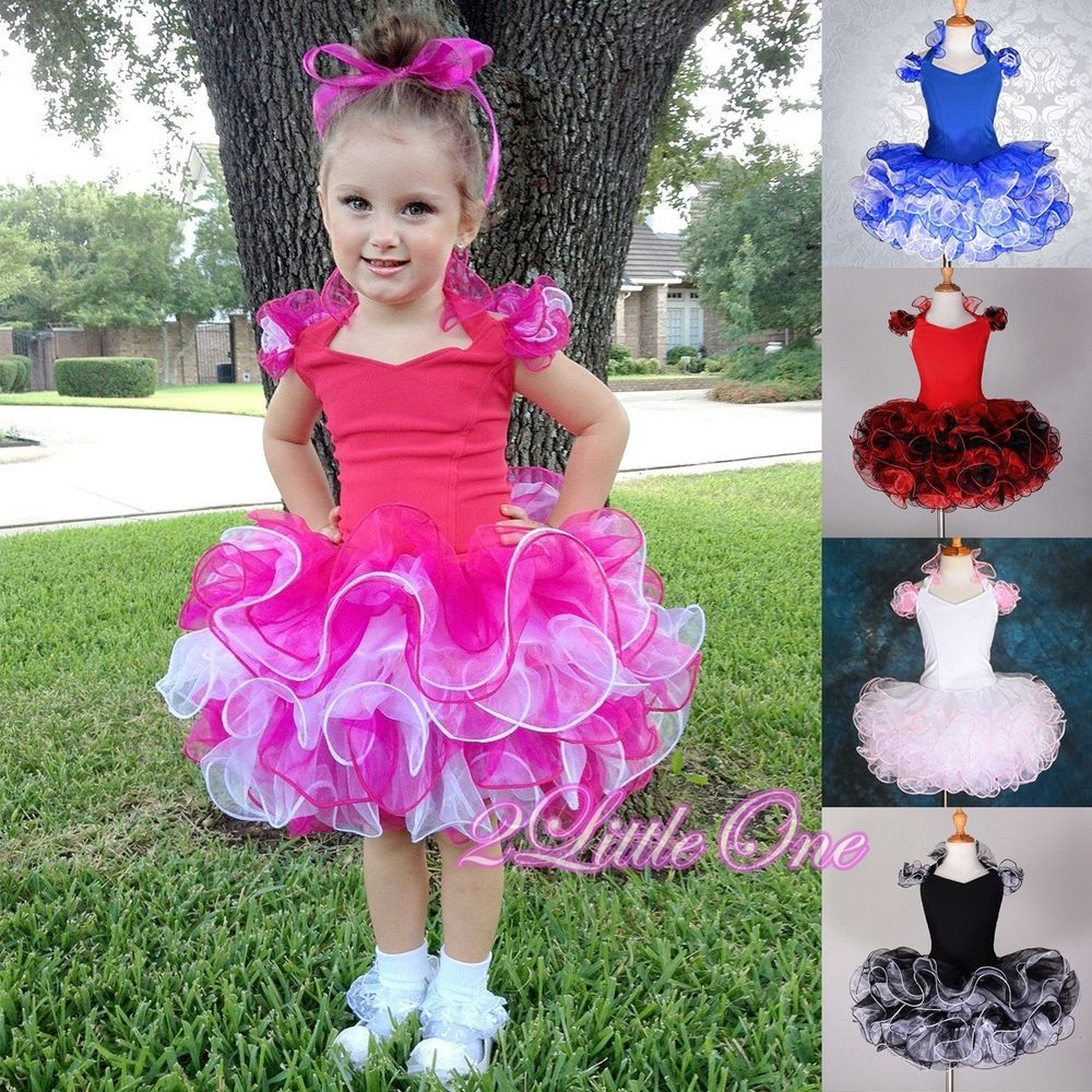 Best ideas about DIY Toddler Dress . Save or Pin 2 Pcs Cupcake Halter National Pageant Dress DIY Shell Now.