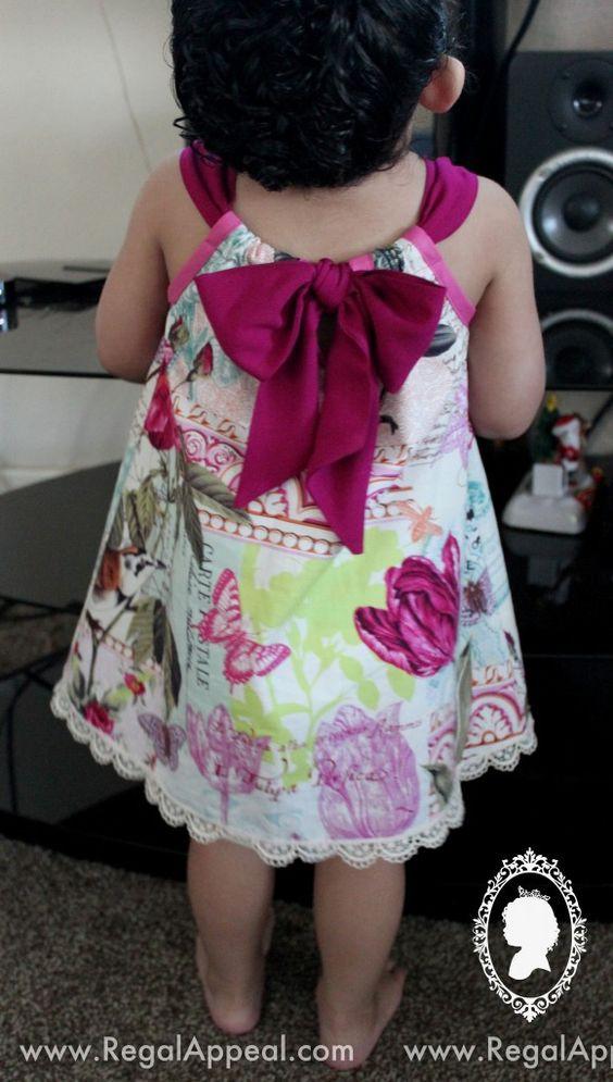 Best ideas about DIY Toddler Dress . Save or Pin DIY Toddler Pillow Case Dress Now.