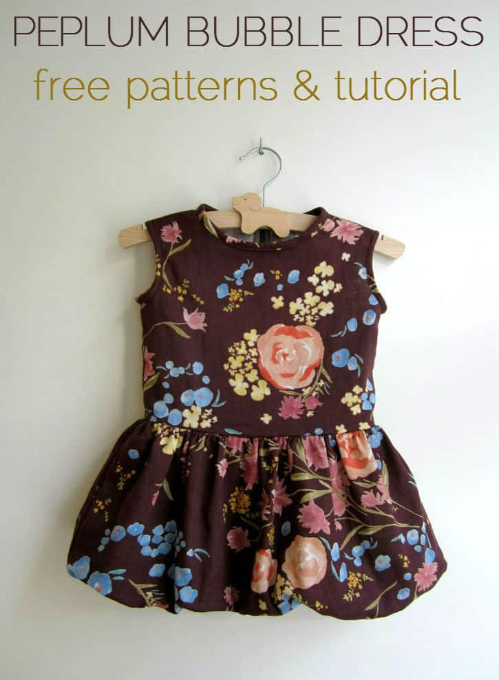 Best ideas about DIY Toddler Dress . Save or Pin DIY Kids Clothing Tutorials – DIY Ideas Tips Now.