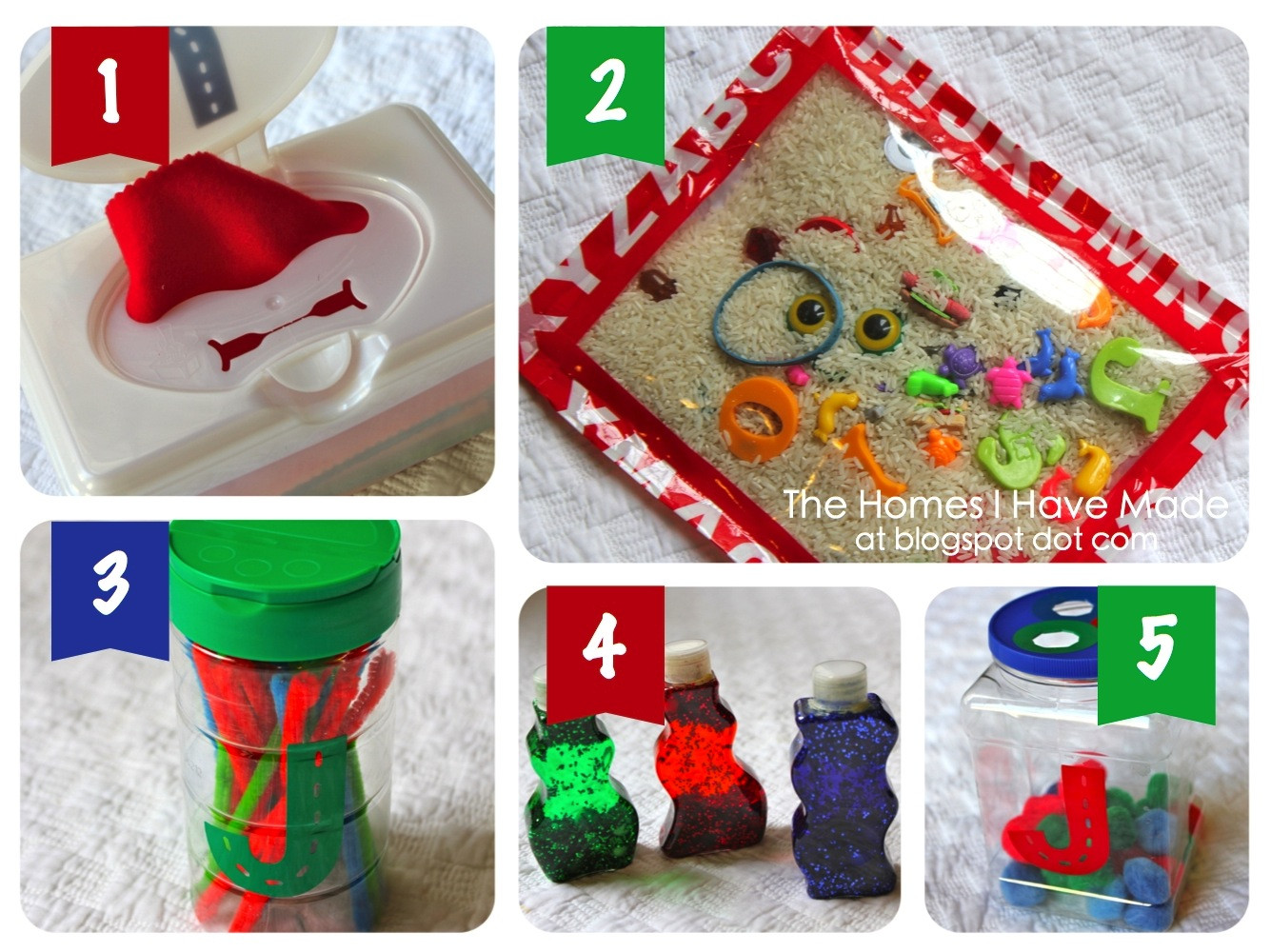 Best ideas about DIY Toddler Toy . Save or Pin DIY Toddler Toys Part II Now.