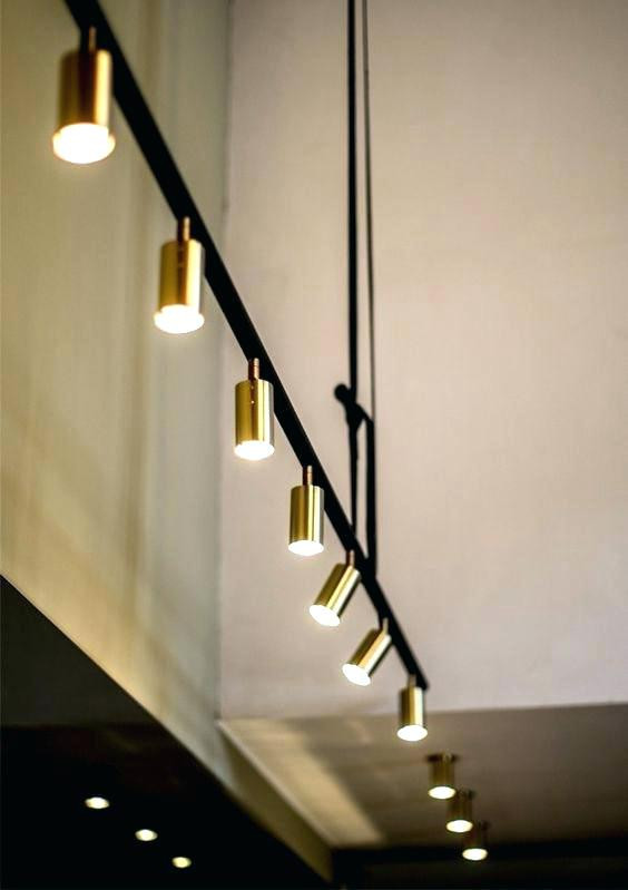 Best ideas about DIY Track Lighting . Save or Pin Diy Track Light Track Lighting Industrial Ceiling Light By Now.