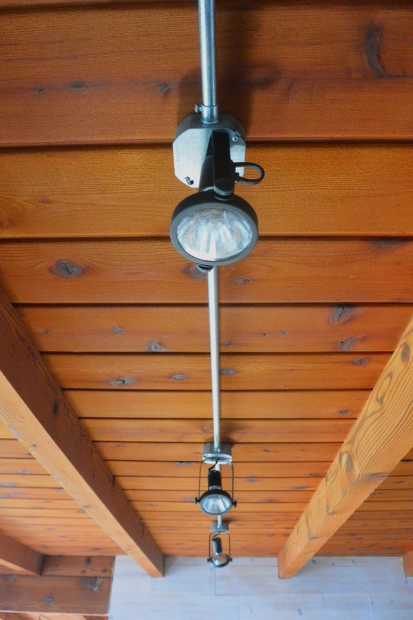 """Best ideas about DIY Track Lighting . Save or Pin How to Install Your Own DIY Industrial """"Track"""" Lighting Now."""