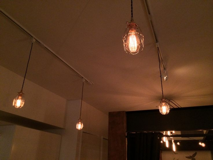 Best ideas about DIY Track Lighting . Save or Pin 55 best Handmade DIY Light Fixtures images on Pinterest Now.