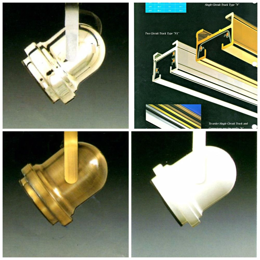Best ideas about DIY Track Lighting . Save or Pin TROY Track Light System CUSTOM DIY Bronze Chrome White Now.
