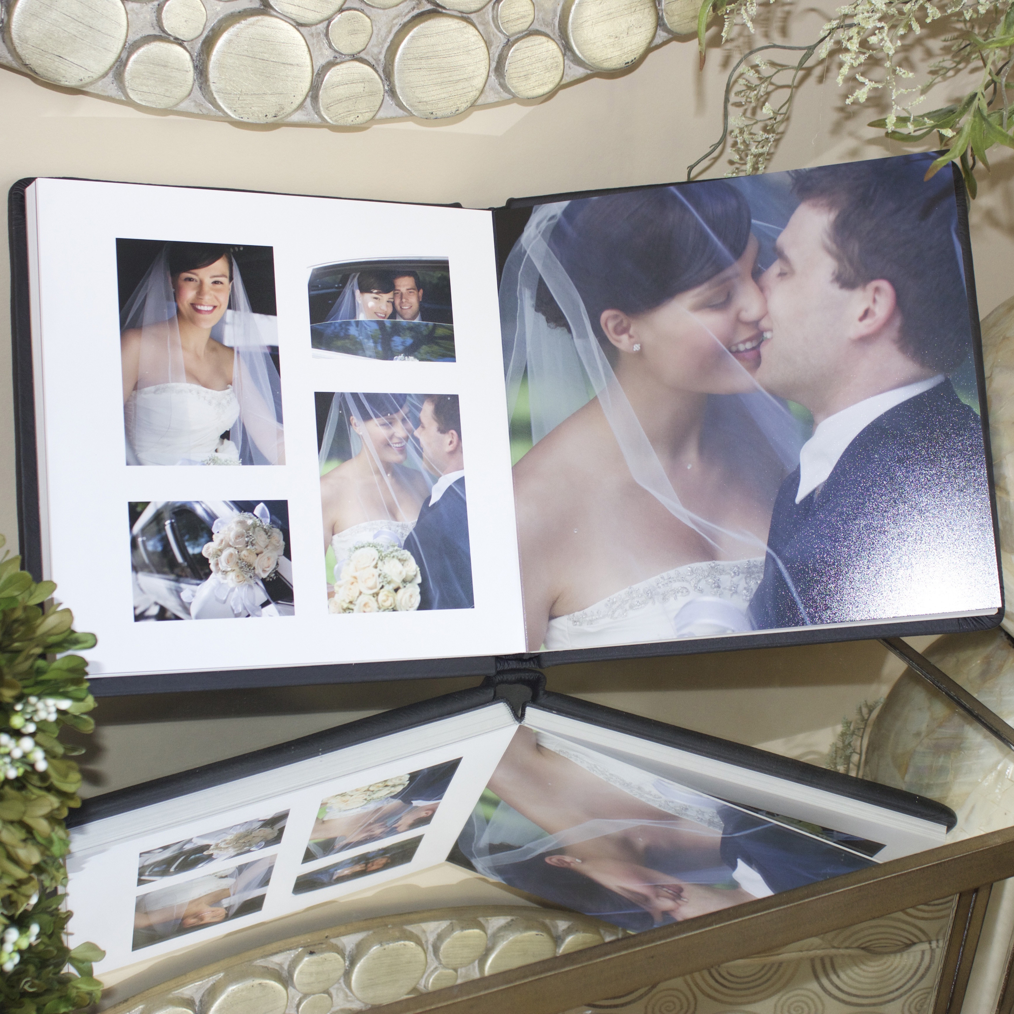 Best ideas about DIY Wedding Album . Save or Pin Flush Mount Album Now.