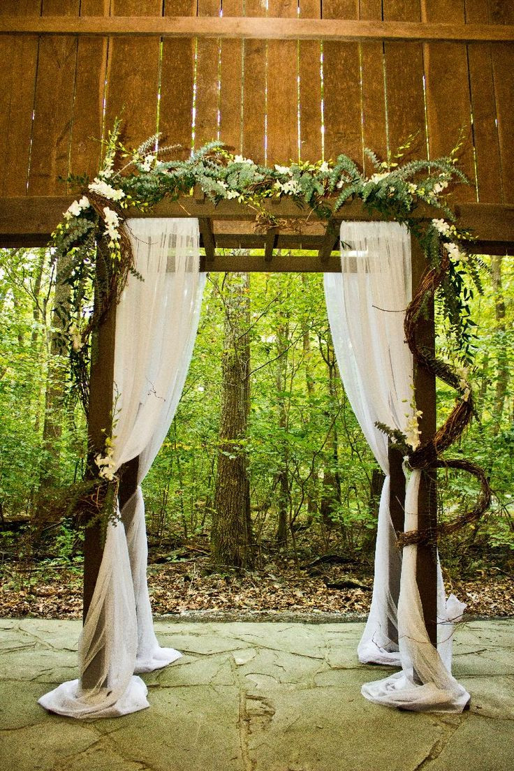 Best ideas about DIY Wedding Arbor . Save or Pin diy wedding arbor decor Now.