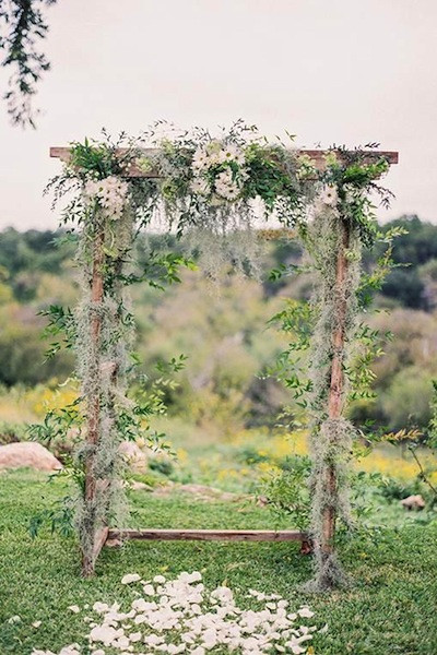 Best ideas about DIY Wedding Arbor . Save or Pin 11 Beautiful DIY Wedding Arches Now.