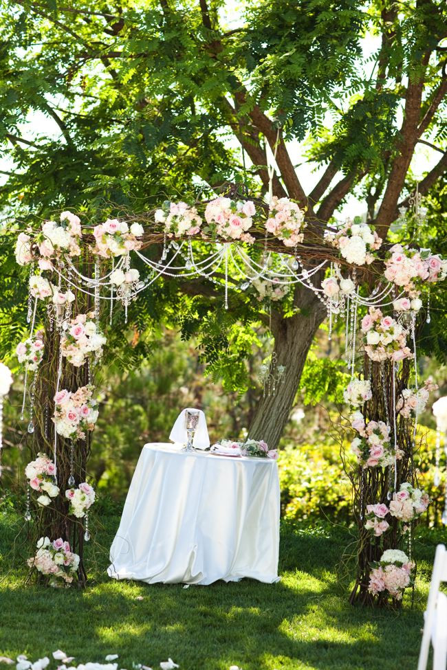 Best ideas about DIY Wedding Arbor . Save or Pin Terynes s blog Brad and I are going to have our own table Now.