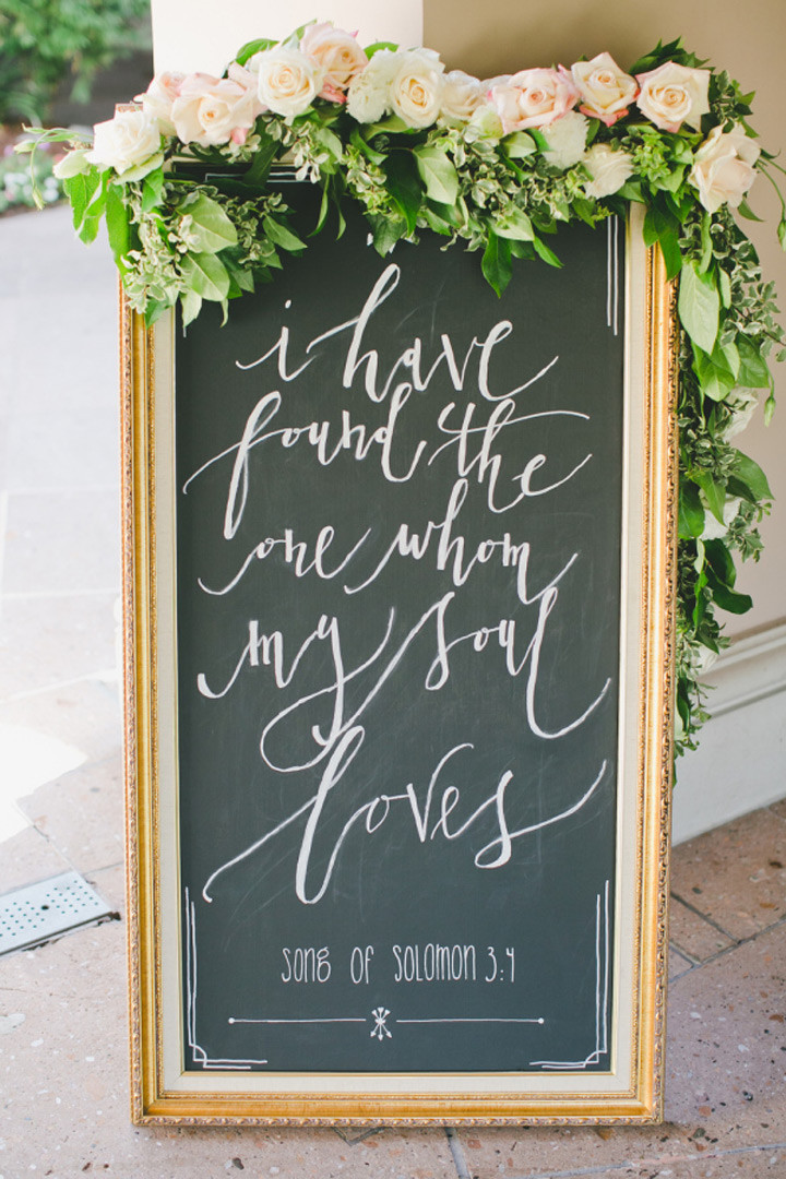 Best ideas about DIY Wedding Welcome Sign . Save or Pin Favorite Quotes Displayed on Signs You ll Want to Steal Now.