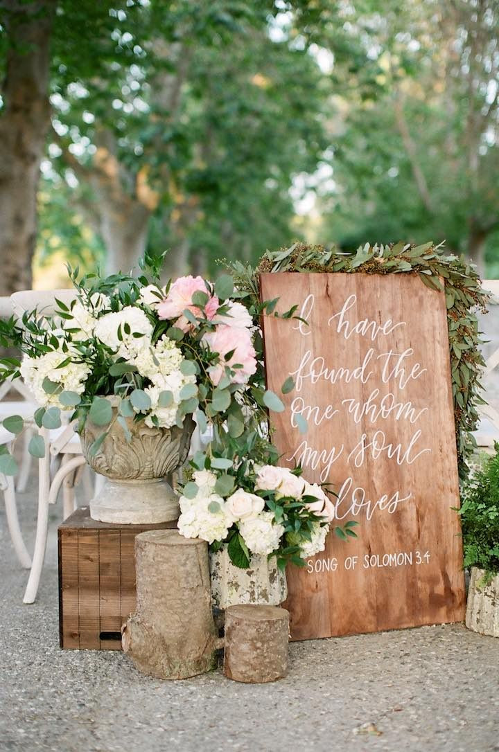 Best ideas about DIY Wedding Welcome Sign . Save or Pin Pretty Bud Friendly Wedding decorating Ideas 30 Easy to Now.