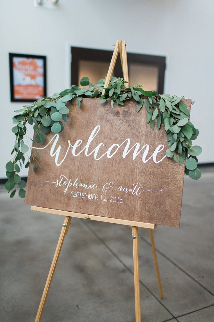 Best ideas about DIY Wedding Welcome Sign . Save or Pin 12 Rustic Wedding Ideas from Etsy Now.