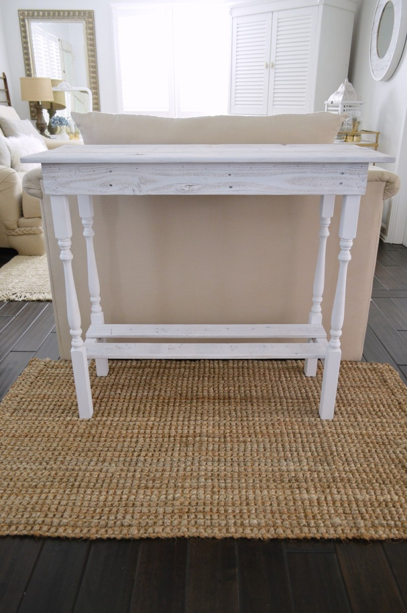 Best ideas about DIY Whitewash Wood . Save or Pin DIY White Washed Wood Table Fox Hollow Cottage Now.