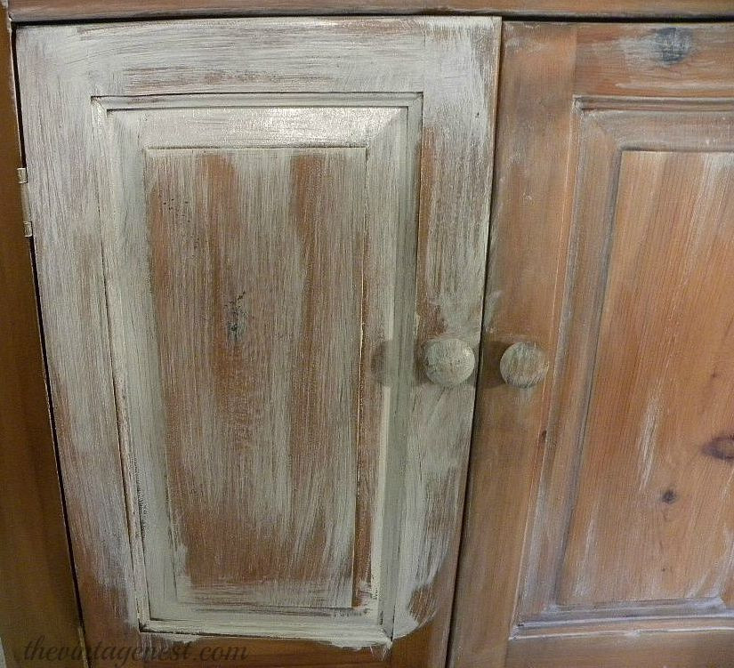 Best ideas about DIY Whitewash Wood . Save or Pin The Vintage Nest DIY White Washing or Pickling Furniture Now.