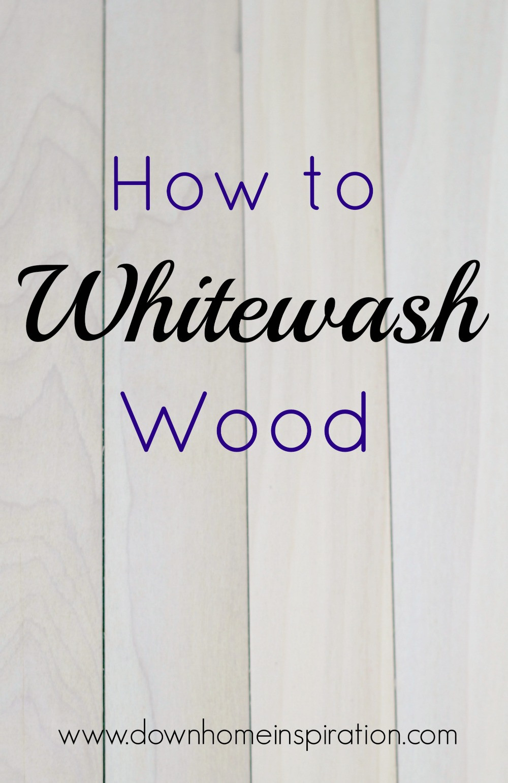 Best ideas about DIY Whitewash Wood . Save or Pin How to Whitewash Wood Down Home Inspiration Now.