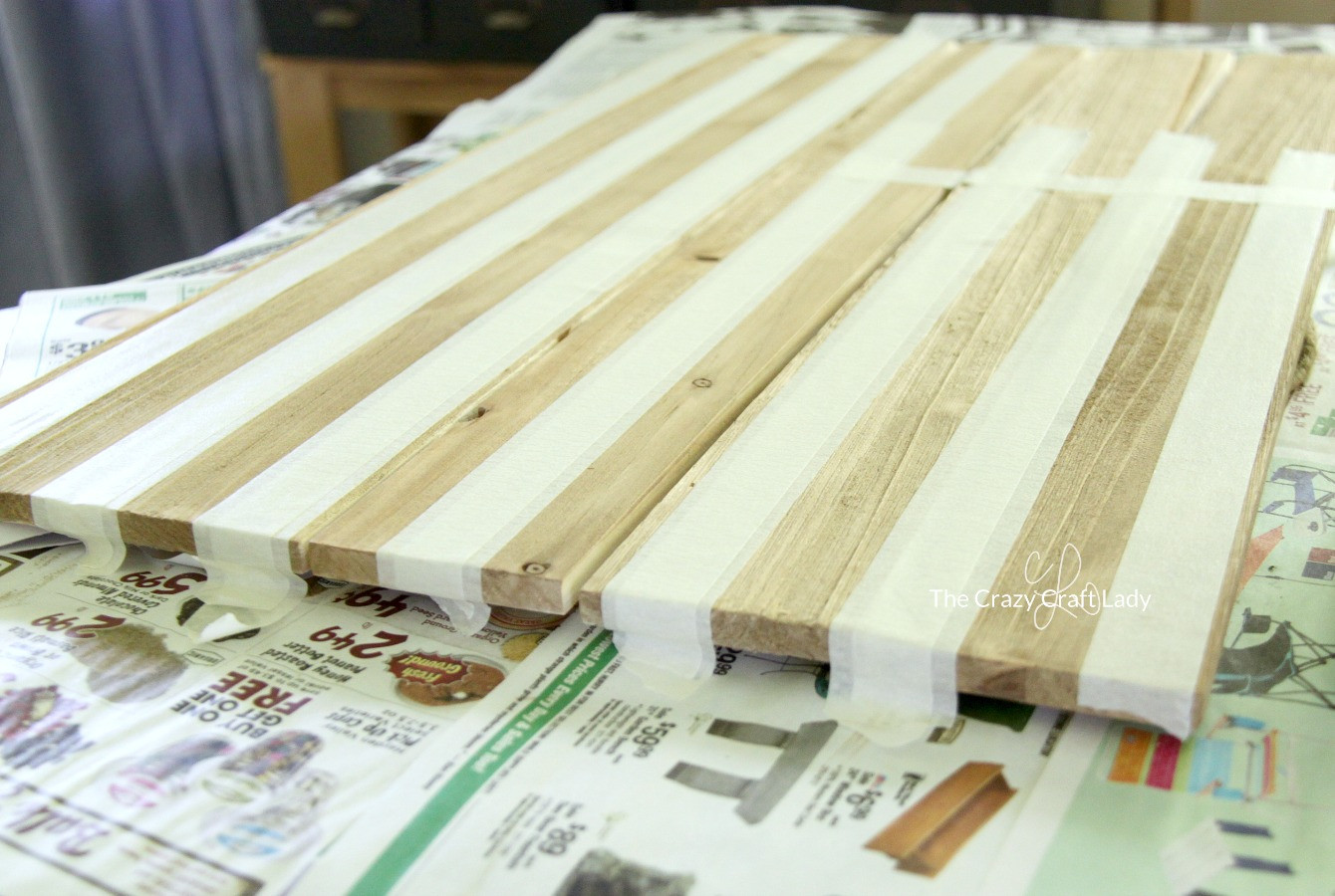 Best ideas about DIY Wood American Flag . Save or Pin Pallet Wood DIY Flag Easy Farmhouse Summer Decor The Now.