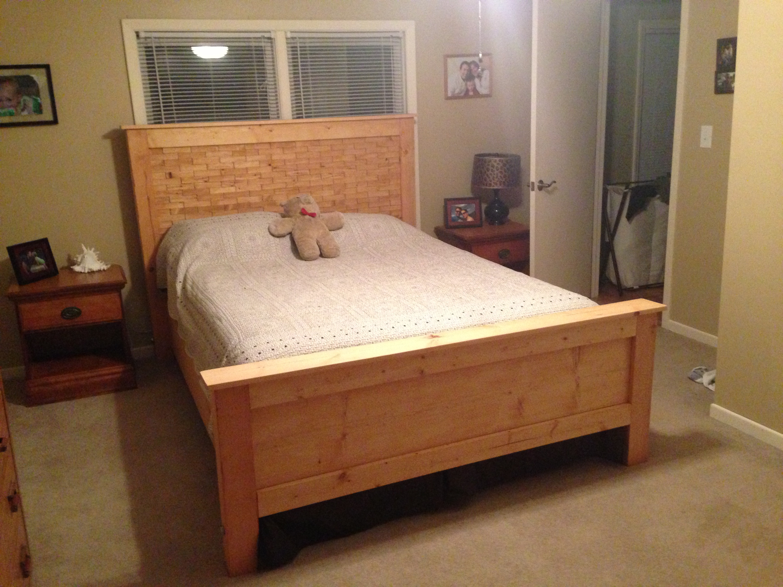 Best ideas about DIY Wood Bed . Save or Pin Ana White Now.