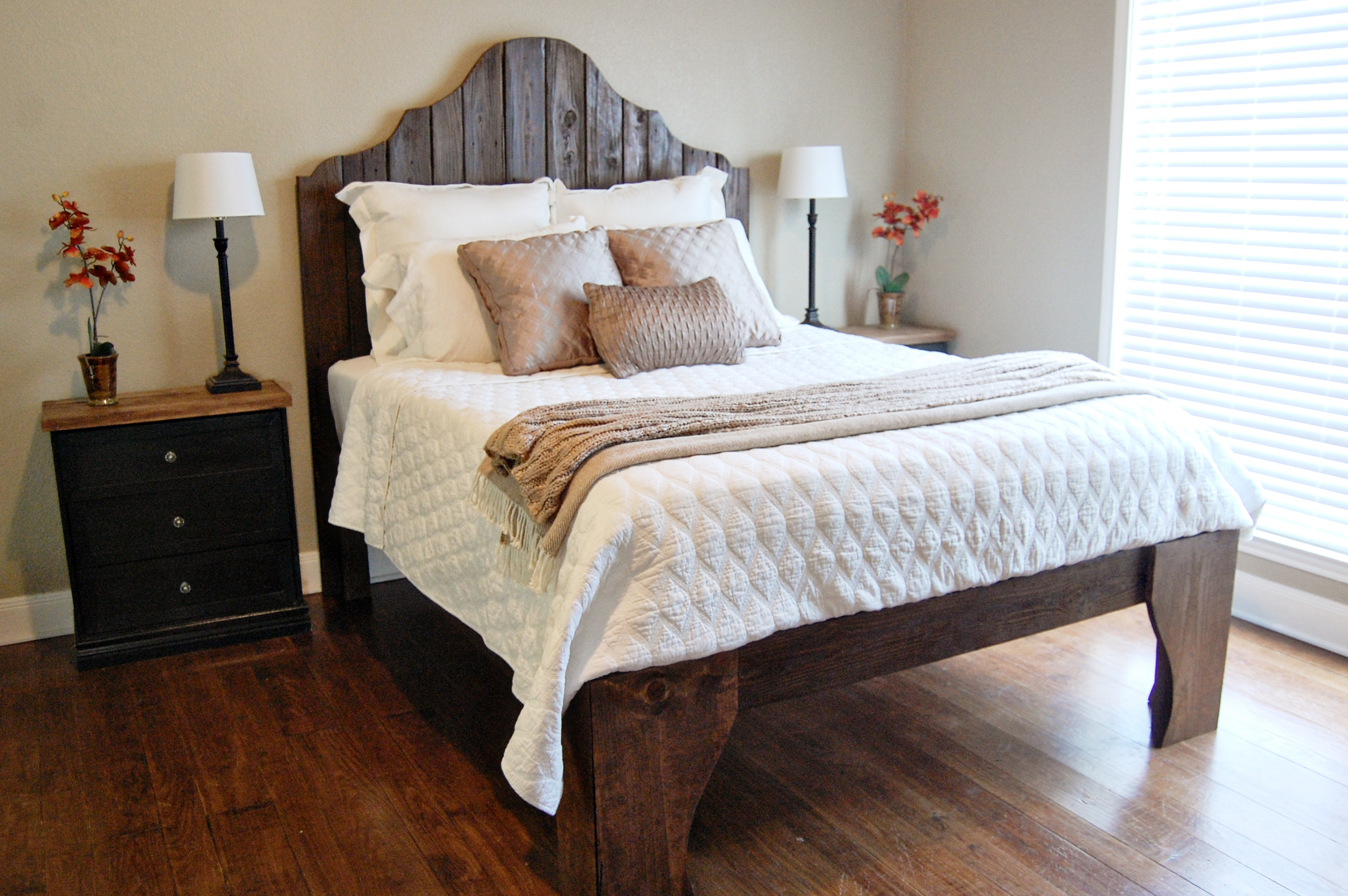 Best ideas about DIY Wood Bed . Save or Pin 21 DIY Bed Frames To Give Yourself The Restful Spot of Now.