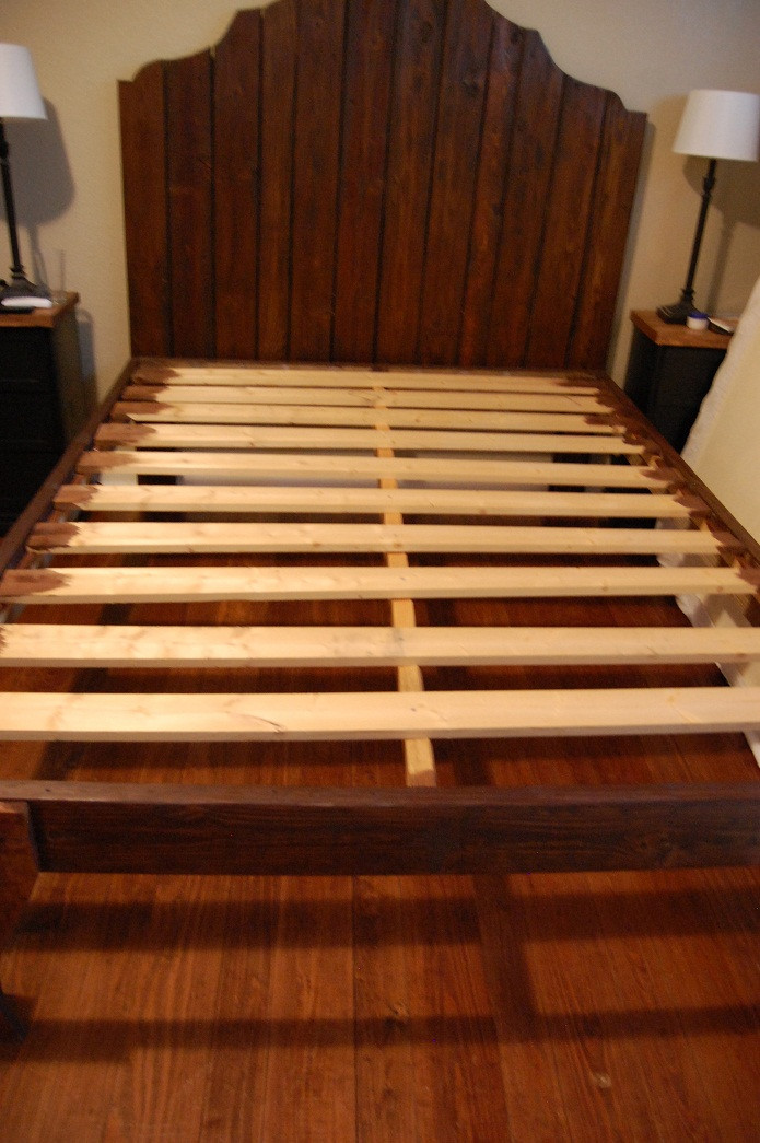 Best ideas about DIY Wood Bed . Save or Pin How to Build a Wooden Bed Frame 22 Interesting Ways Now.