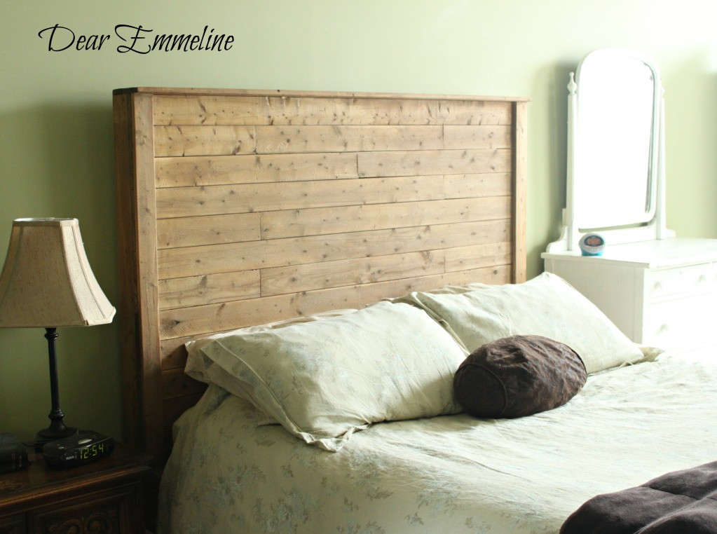 Best ideas about DIY Wood Bed . Save or Pin The building of a bed queen bed frame plans Now.