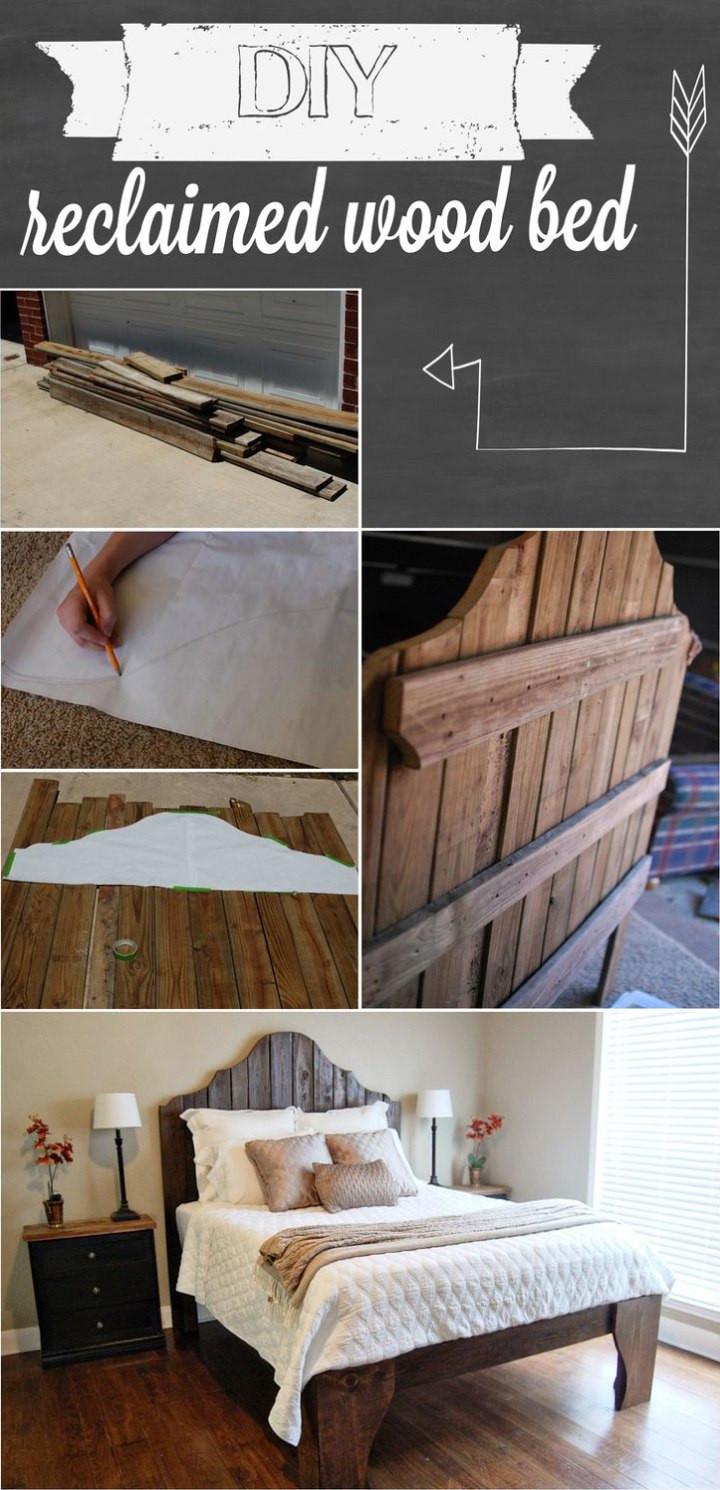 Best ideas about DIY Wood Bed . Save or Pin 36 Easy DIY Bed Frame Projects to Upgrade Your Bedroom Now.