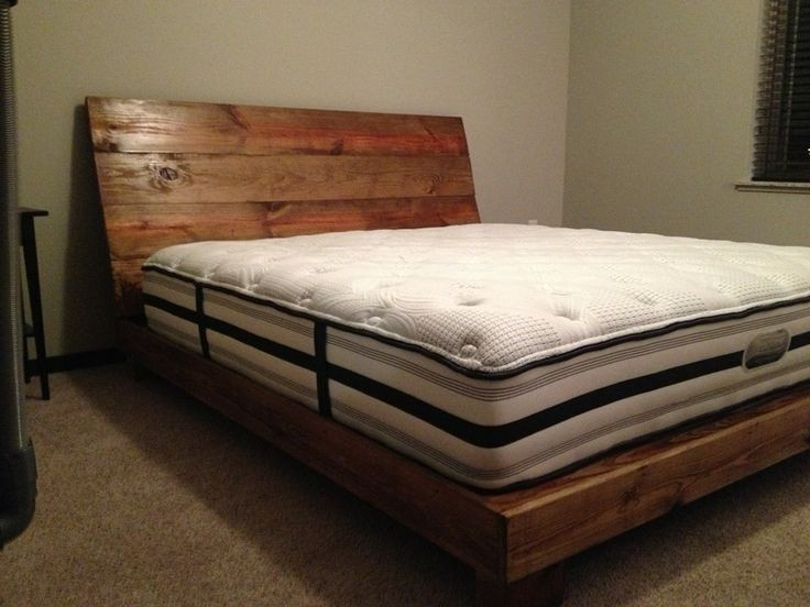 Best ideas about DIY Wood Bed . Save or Pin Woodwork Diy Wood Bed Frame PDF Plans Now.