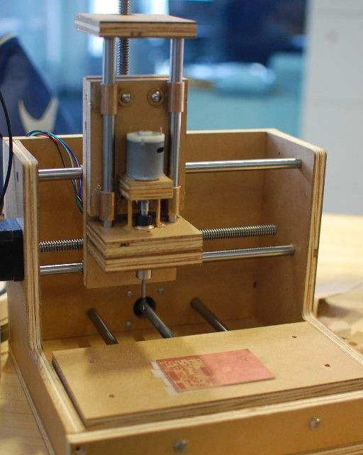 Best ideas about DIY Wood Cnc . Save or Pin Mantis 9 1 CNC Mill A sub $100 CNC mill Now.