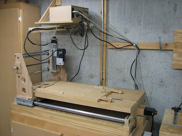 Best ideas about DIY Wood Cnc . Save or Pin 1000 images about Home Built CNC on Pinterest Now.