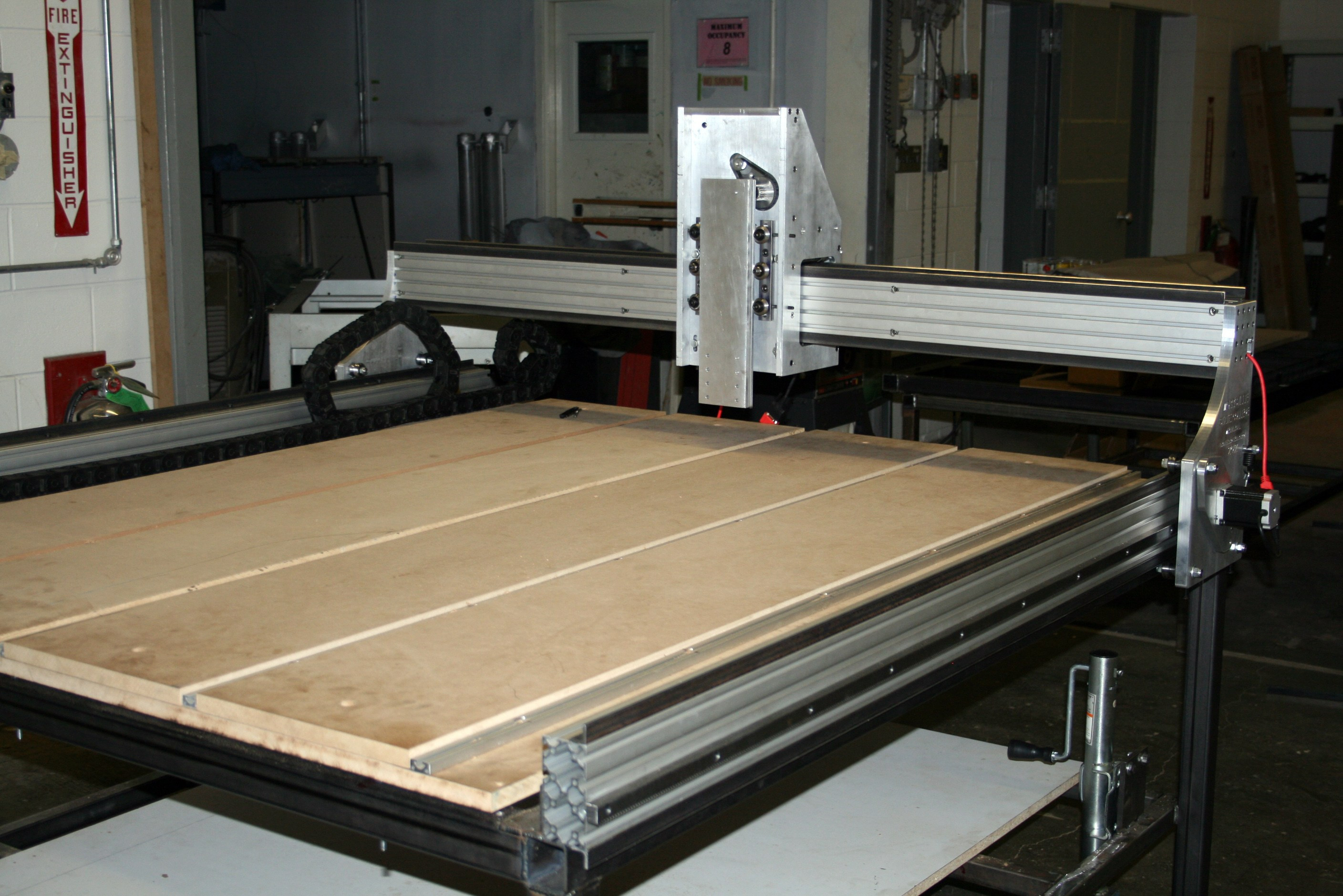 Best ideas about DIY Wood Cnc . Save or Pin Build DIY Homemade cnc router plans pdf Plans Wooden Now.