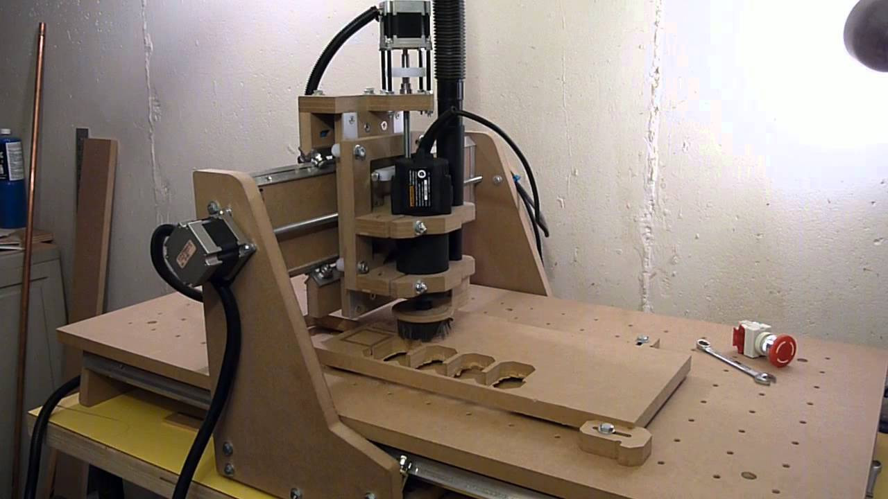 Best ideas about DIY Wood Cnc . Save or Pin Homemade Wood Cnc Router Plans Homemade Ftempo Now.