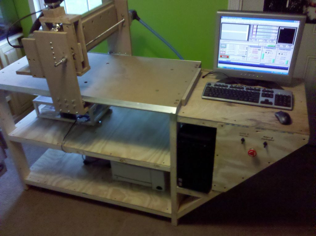 Best ideas about DIY Wood Cnc . Save or Pin Plans to build Diy Wood Cnc PDF Plans Now.