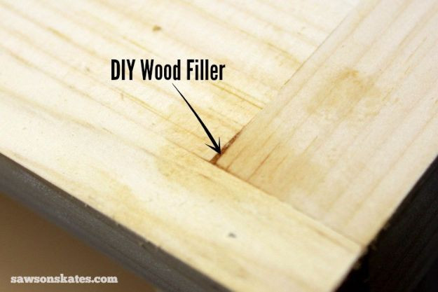 Best ideas about DIY Wood Fillers . Save or Pin 30 Woodworking Tips That Will Instantly Turn Beginners Now.