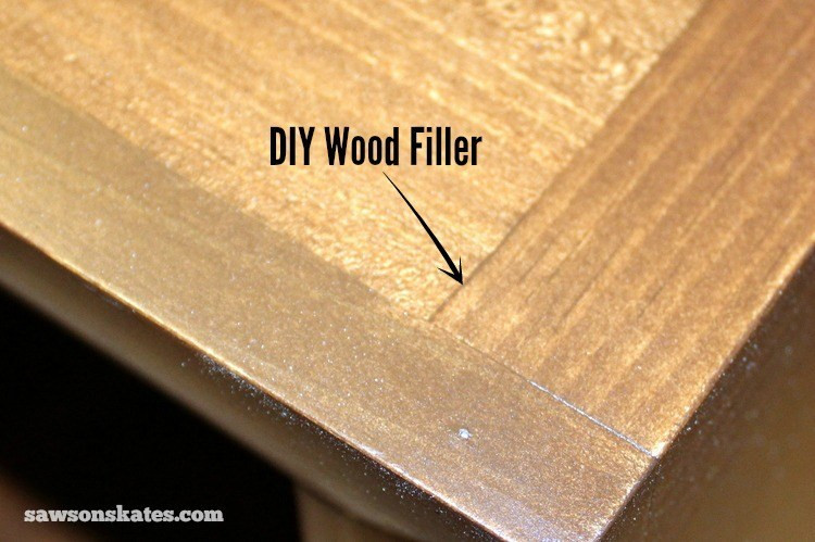 Best ideas about DIY Wood Fillers . Save or Pin This DIY Wood Filler Will Perfectly pliment Your Project Now.