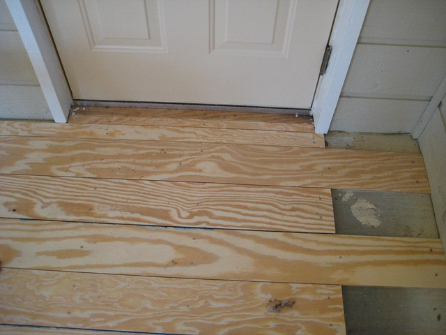 Best ideas about DIY Wood Floors Cheap . Save or Pin DIY Plank Flooring on the CHEAP with Quarry Orchard Now.