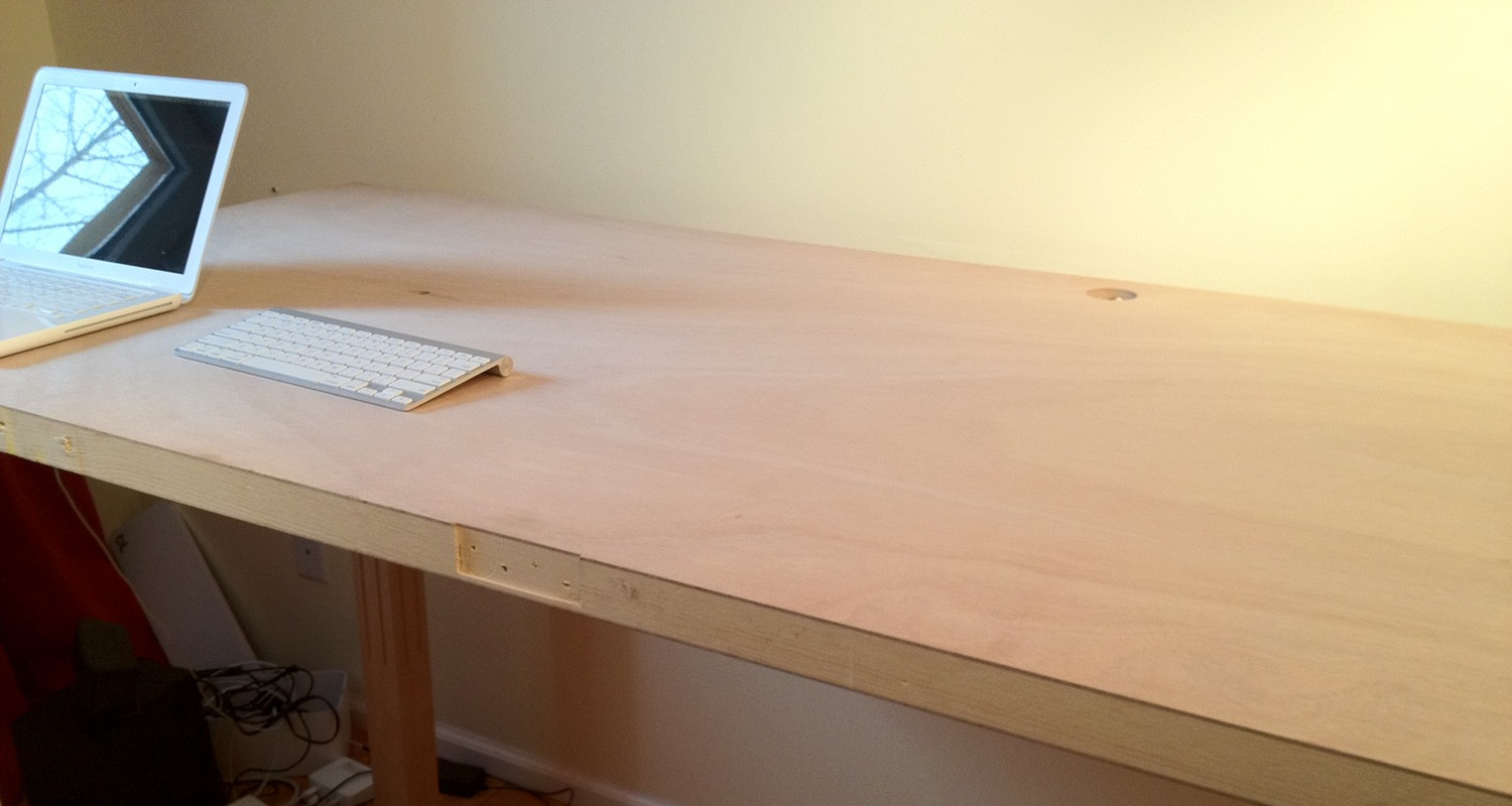 Best ideas about DIY Wooden Desk . Save or Pin Woodwork Diy Wood Desk PDF Plans Now.