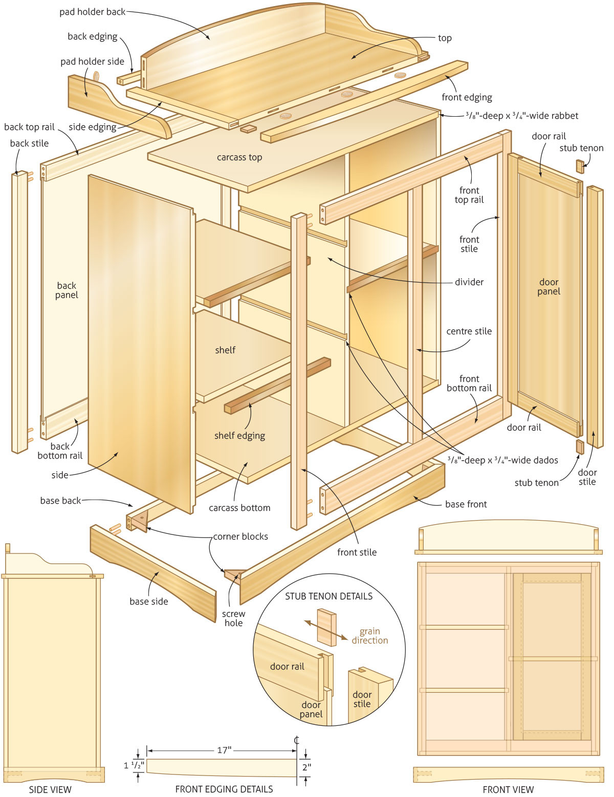 Best ideas about DIY Woodworking Plans . Save or Pin baby changing table woodworking plans WoodShop Plans Now.