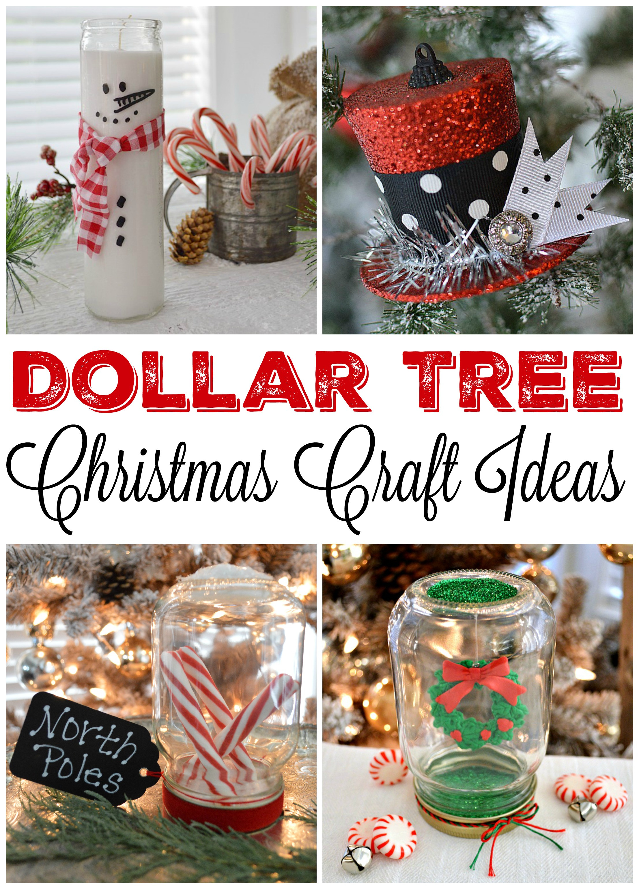 Best ideas about Dollar Tree Craft Ideas . Save or Pin Country Living Christmas Home Tours Day Five Fox Hollow Now.