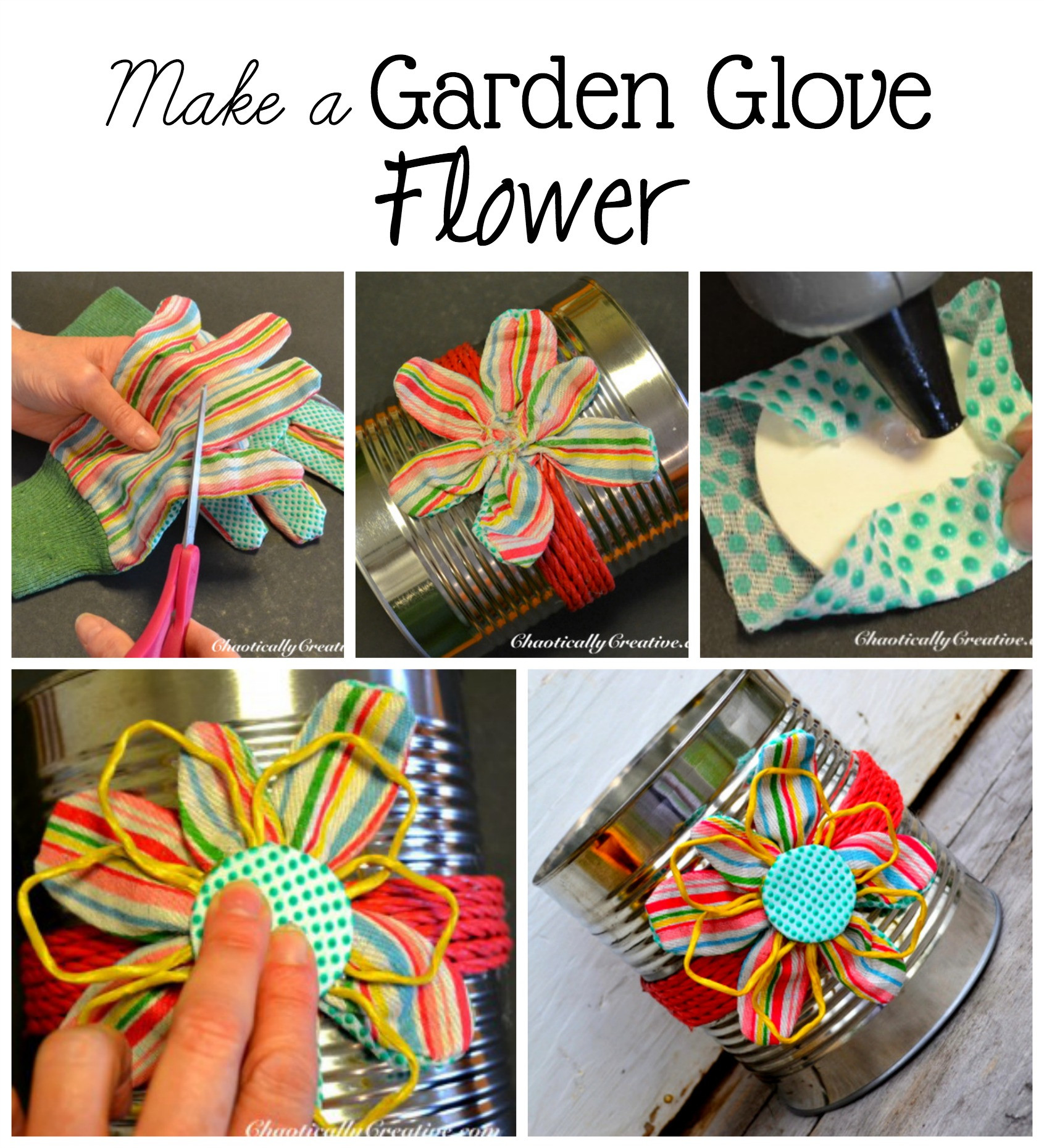 Best ideas about Dollar Tree Craft Ideas . Save or Pin Gardener s Gift Dollar Tree Craft Chaotically Creative Now.