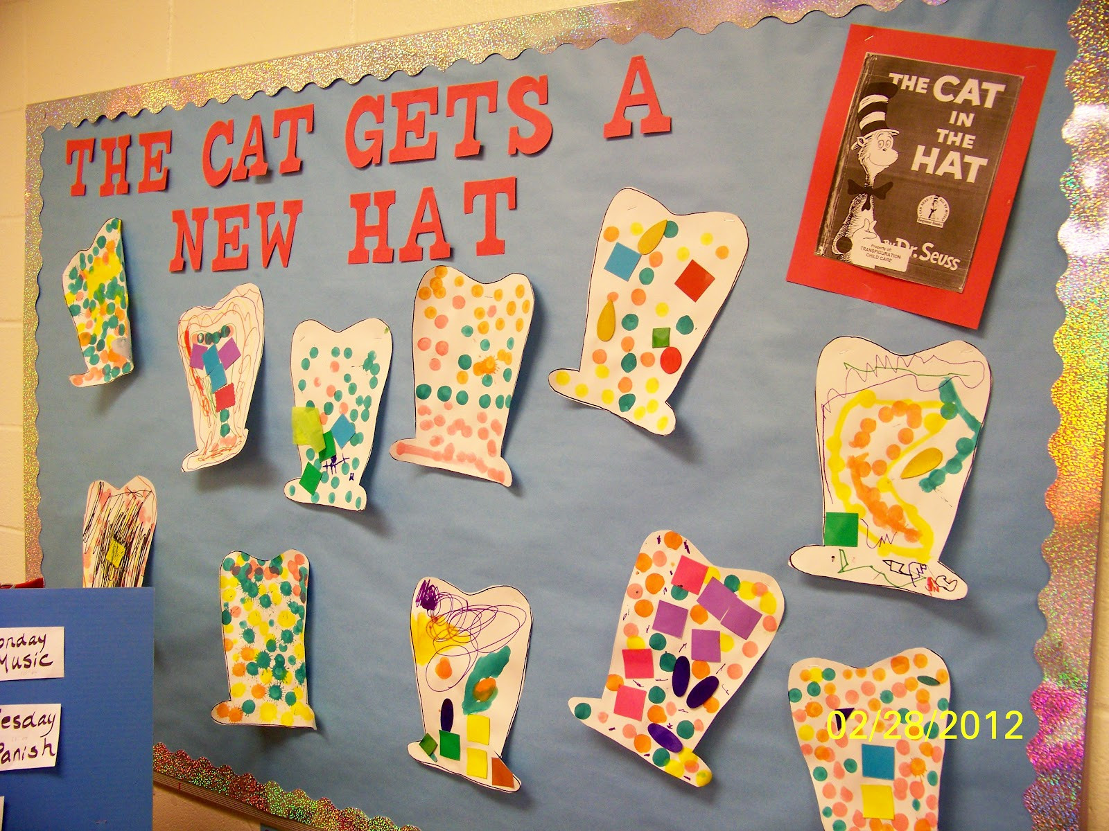 Best ideas about Dr Seuss Craft Ideas For Preschoolers . Save or Pin teaching s what I do March 2012 Now.