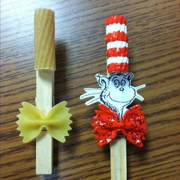 Best ideas about Dr Seuss Craft Ideas For Preschoolers . Save or Pin Dr Seuss Crafts for Kids Hative Now.