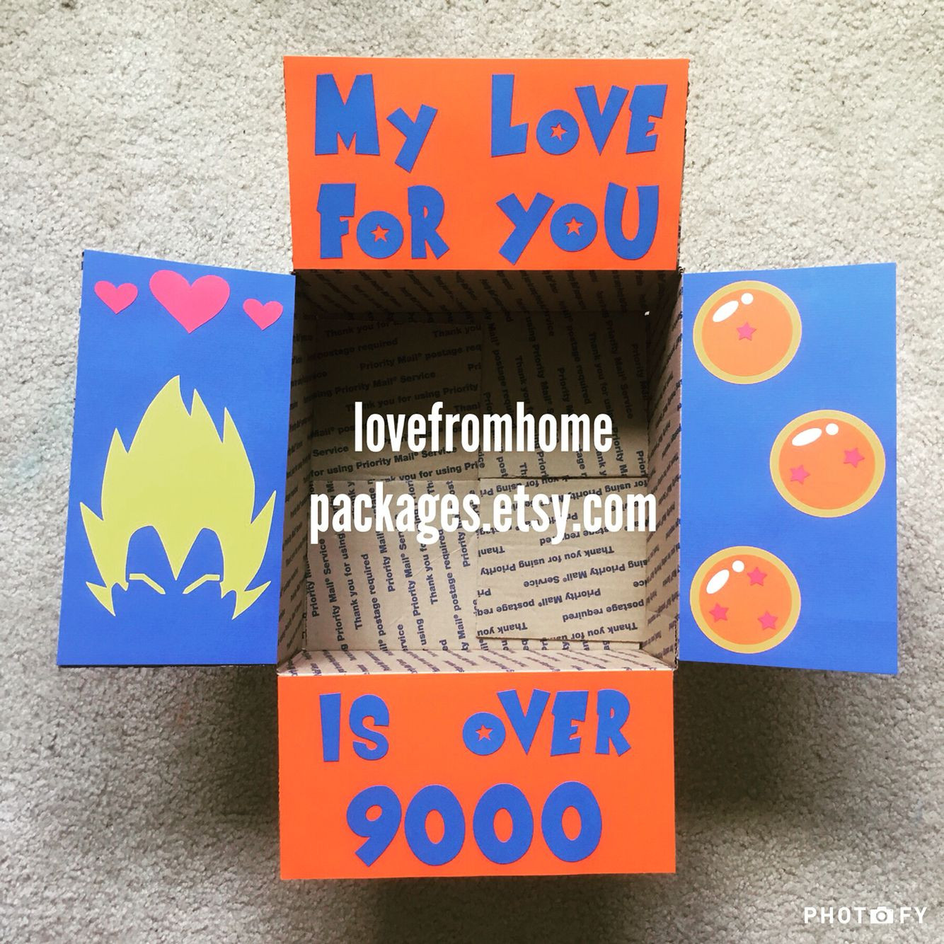 Best ideas about Dragon Ball Z Gift Ideas For Boyfriend . Save or Pin Dragon Ball Z Military Care Package Www Now.