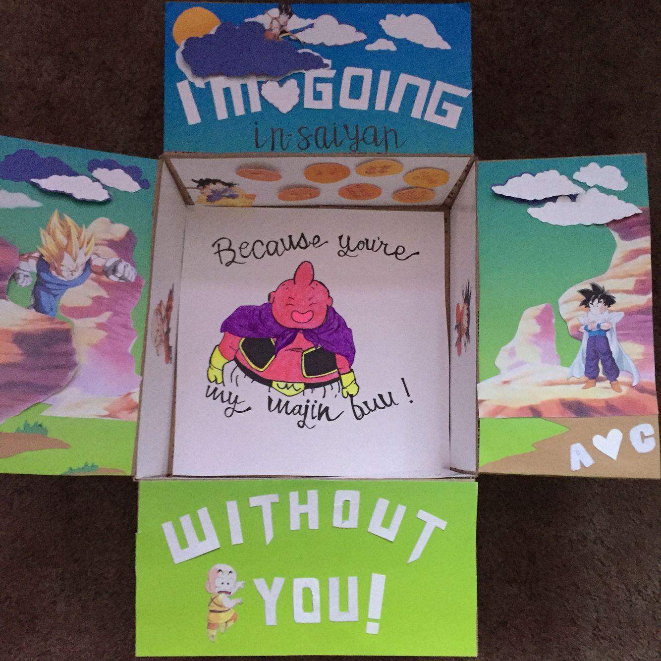 Best ideas about Dragon Ball Z Gift Ideas For Boyfriend . Save or Pin For my nerdy dragon ball z boyfriend Now.