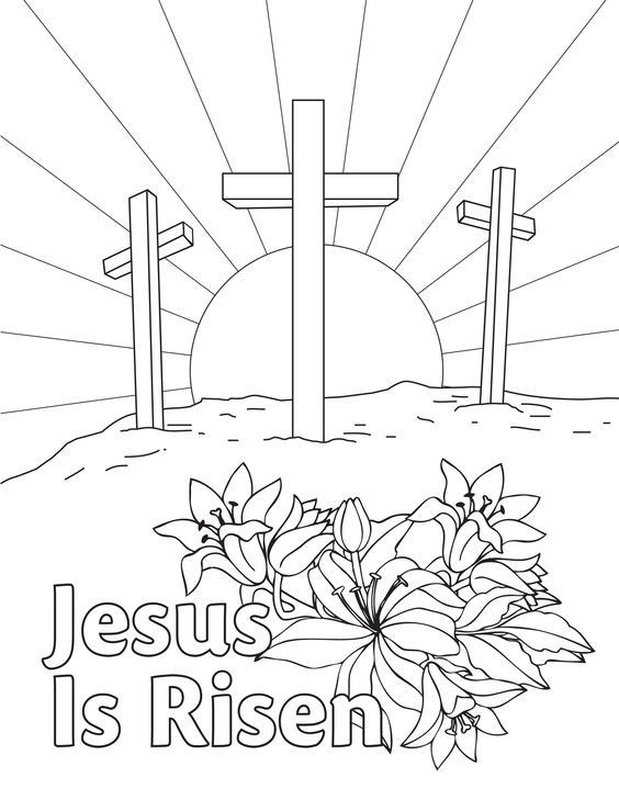 Best ideas about Easter Jesus Free Coloring Sheets . Save or Pin Easter Coloring Pages Best Coloring Pages For Kids Now.