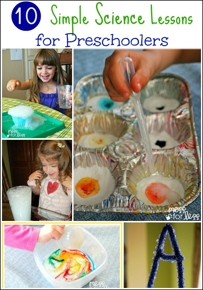 Best ideas about Easy Activities For Preschoolers . Save or Pin Preschool Science Magnet Exploration Mess for Less Now.