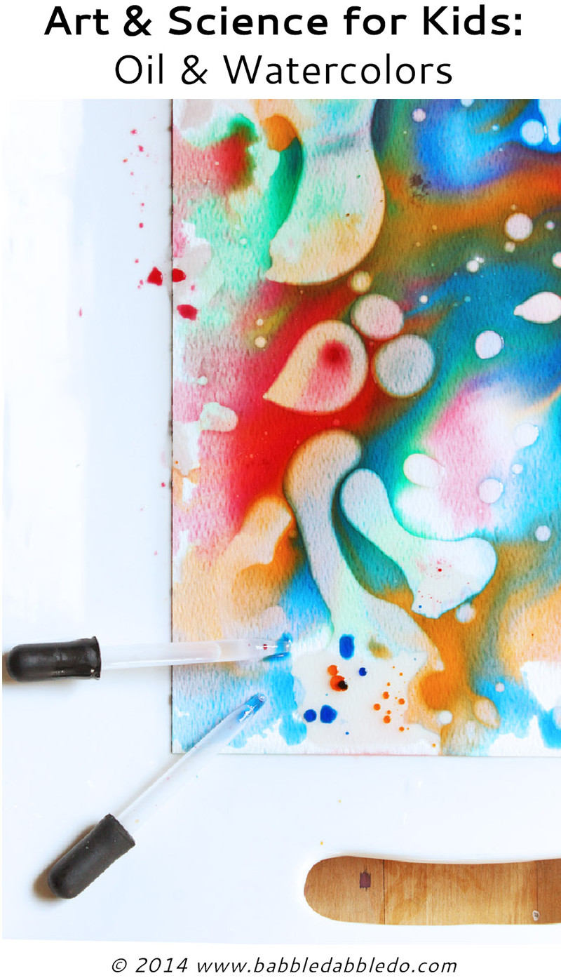 Best ideas about Easy Art Activities Preschoolers . Save or Pin Easy Art Projects for Kids Watercolors & Oil Now.