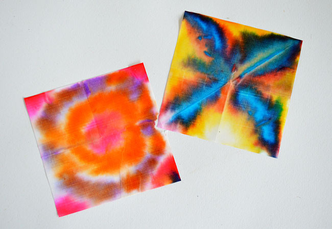 Best ideas about Easy Art Activities Preschoolers . Save or Pin Dye Art Projects For Kids Without The Mess Now.